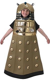 rubieu0027s official doctor who dalek children costume medium