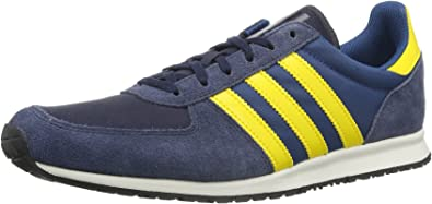 Animado tugurio Series de tiempo  Adidas Originals Adistar Racer - Zapatillas, Azul (Legend Ink/Tribe  Yellow/Tribe Blue), 36.6666666667: Amazon.es: Zapatos y complementos