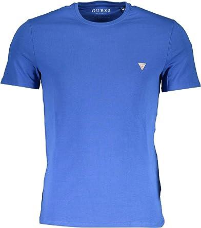 Guess Jeans M01I24-J1300 - Camiseta de Manga Corta para Hombre: Amazon.es: Ropa y accesorios