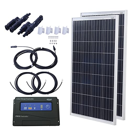 What Can A 200 Watt Solar Panel Power & Best 200 Watt Solar