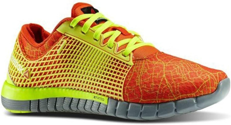 reebok sport shoes yellow