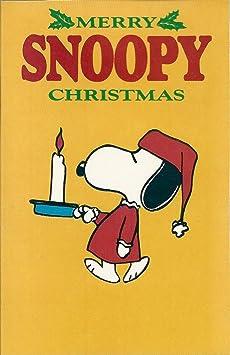 Snoopys Christmas.Merry Snoopy S Christmas