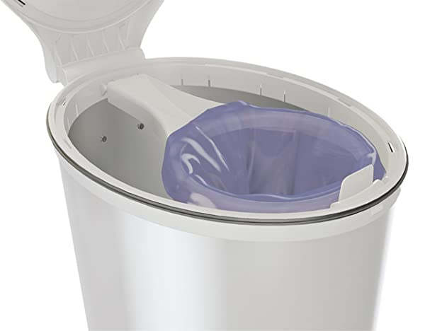 Pails for both Disposable and Cloth Diapers