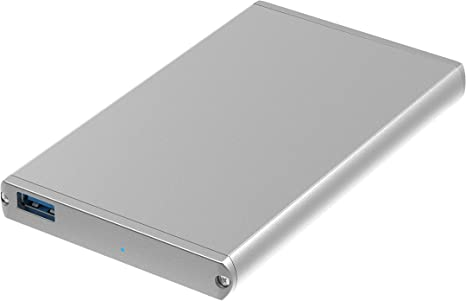Sabrent Caja Ultra Slim USB 3.0 a 2.5 pulgadas SATA Disco duro ...