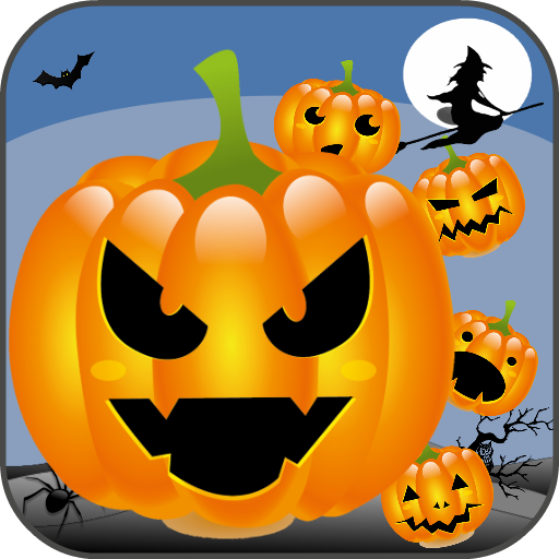 Halloween: Pumpkin Crazy Smash (Halloween Games Adults)