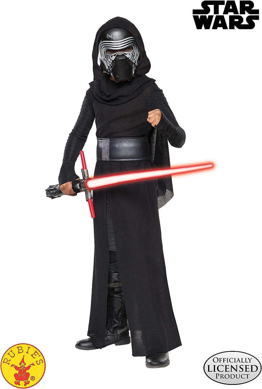 Star Wars - Disfraz de Kylo Ren Premium para niños, infantil talla ...