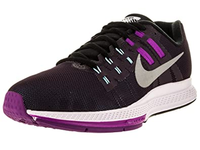 low priced 2b6a1 b088d Nike Women s Wmns Air Zoom Structure 19 Flash, NEBULA PURPLE REFLECTIVE  SILVER-VIVID