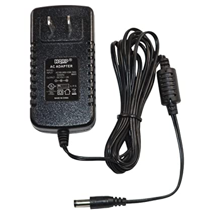 Amazon.com: HQRP AC Adapter/Power Supply for Yamaha PSR-170 / PSR170 / PSR-172 / PSR172 Keyboards Replacement [UL Listed] + Euro Plug Adapter: Musical ...