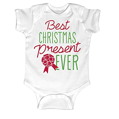 amazoncom instant message best christmas gift ever infant one piece clothing