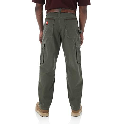 242c5286c18 Amazon.com  Wrangler RIGGS WORKWEAR Men s Ranger Pant  Casual Pants   Clothing