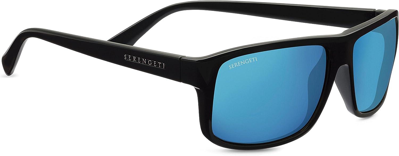 SERENGETI 8214 Gafas, Unisex Adulto, Gris (Satin Dark Grey), M/L ...