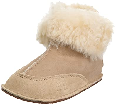 Boo Sand Classic Ugg Boots Uggs Size Large 6-7 Toddler
