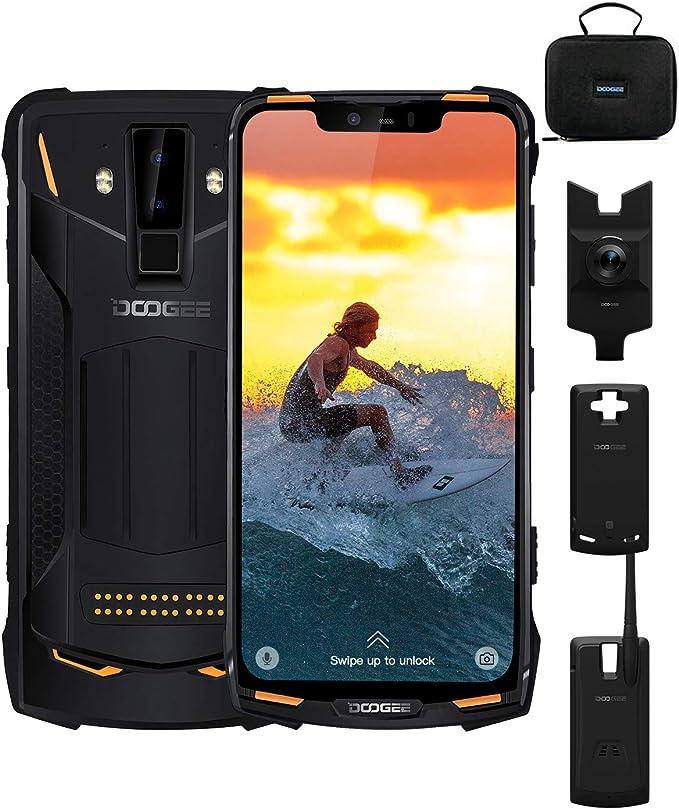 Telefonos Moviles Libres, DOOOGEE S90C Helio P70 IP68/IP69K 4GB+ ...