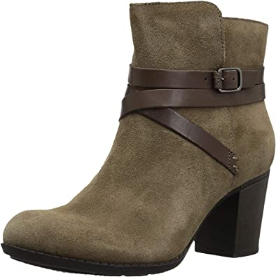 Coco Fashion Boot Suede/Leather Combi
