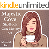 Majestic Cove 6-Book Cozy Mystery Set