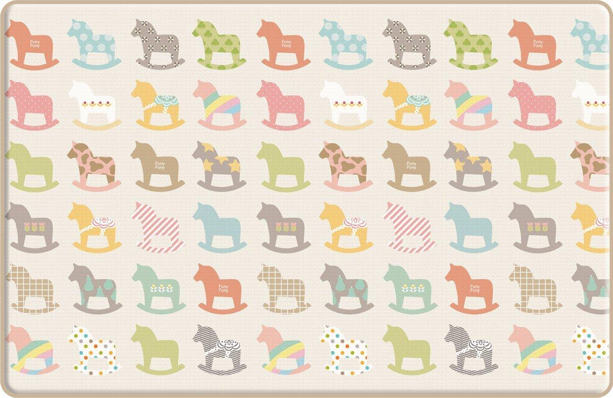 myPlaymat Light Peque/ño B/úho 12 mm acolchado 140*185 cm alfombra de juego para beb/és y ni/ños