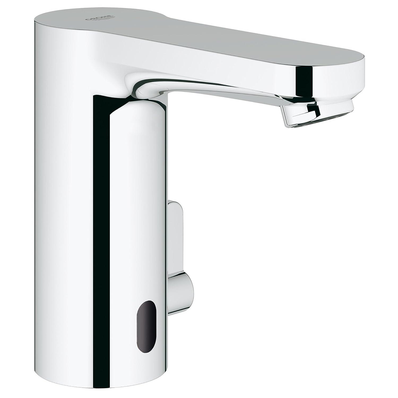 Euroeco Cosmopolitan E Centerset Touchless Bathroom Faucet - Tub And ...