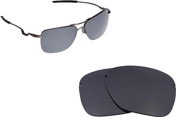Best SEEK OPTICS Replacement Lenses Oakley TAILHOOK CARBON - Polarized Black  Iridium