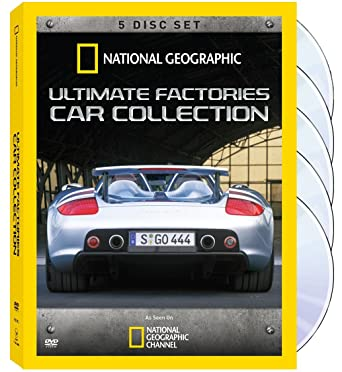 Amazon.com: Ultimate Factories Collection: -: Movies & TV