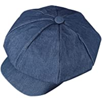 3b014b9eed843 ZLS Women's Retro Peaked Ivy Newsboy Paperboy Gatsby Cabbie Painter Cap Hats