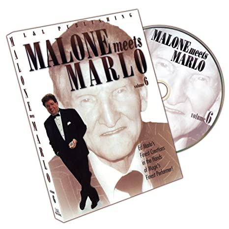 Amazon.com: Murphys Magic Malone Meets Marlo #6 by Bill ...