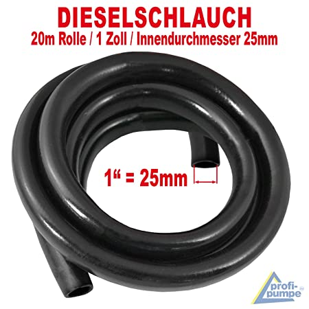 3/4 Inch And 1 Inch Diesel Hose Fuel Hose for Pump