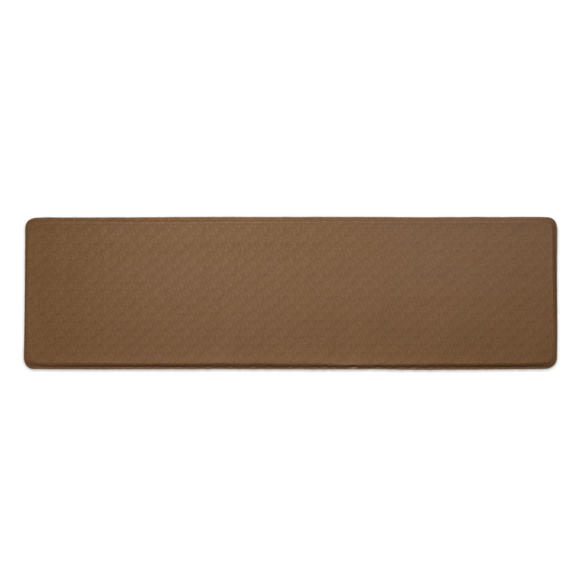 """GelPro Classic Anti-Fatigue Kitchen Comfort Chef Floor Mat, 20x72"""", Linen Khaki Stain Resistant Surface with ½"""" gel core for health & wellness"""
