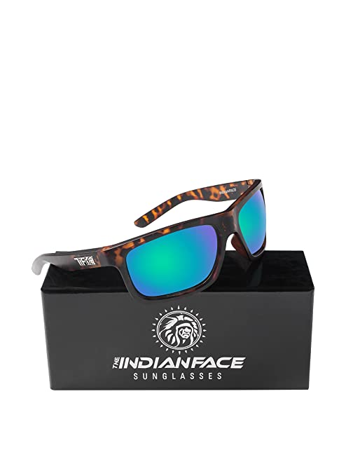 The indian face - Sunglasses JODHPUR - Unisex The Indian Face JlGGt