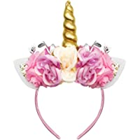Unicorn Headband-Unicorn Party Supplies-Unicorn Headband for Girls