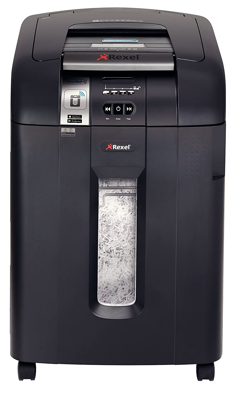 Rexel Aktenvernichter Auto+ 600X mit SmarTech 2103500EUS