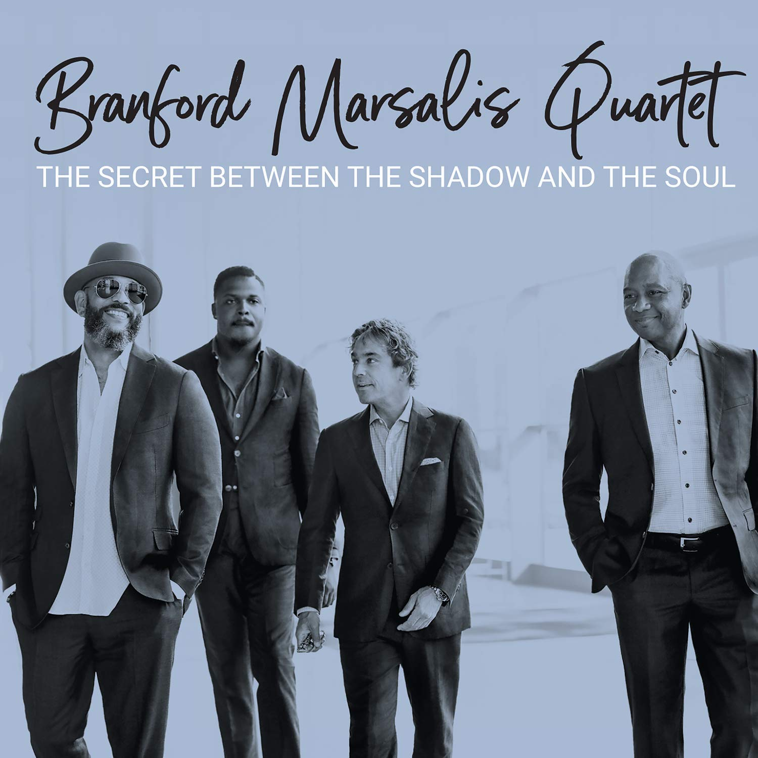 CD : Branford Marsalis - Secret Between The Shadow And The Soul (CD)