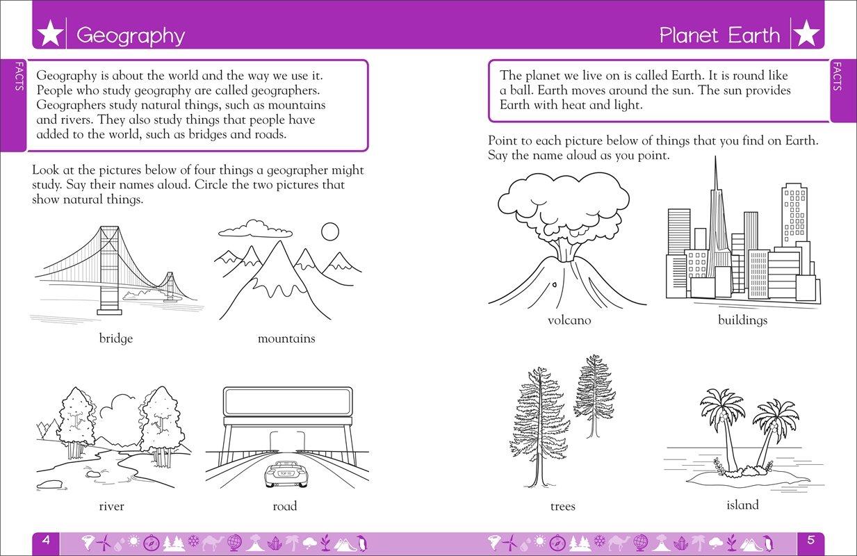Workbooks pre k workbook : DK Workbooks: Geography, Pre-K: DK: 0790778028510: Amazon.com: Books