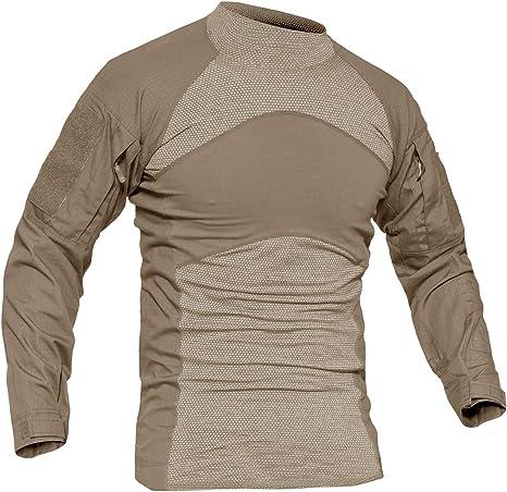 T-Shirt Manica Lunga Uomo A Punta Tonda MAGCOMSEN