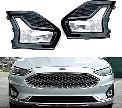 FOG LIGHT LAMP COVERS LH And RH Ford Focus 2015 2016 2017 2018 Fast SHIPPING USA