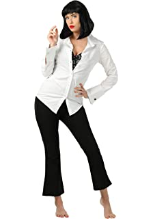 FunCostumes Pulp Fiction MIA Wallace Costume