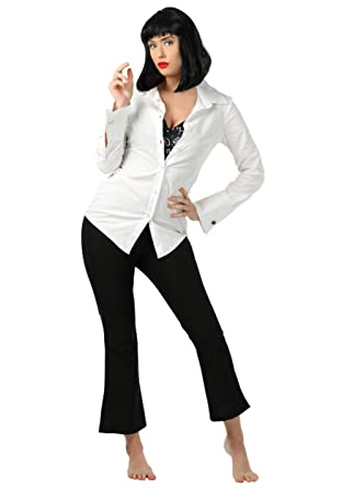Pulp Fiction Mia Wallace Costume - XS
