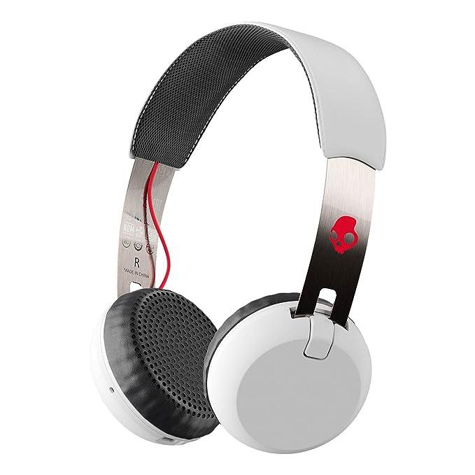 25 opinioni per Skullcandy Grind Wireless Head-band Binaural Wireless White mobile headset-