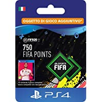 FIFA 20 Ultimate Team - 750 FIFA Points DLC - Codice download per PS4 - Account italiano