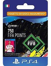 FIFA 20 Ultimate Team - 750 FIFA Points DLC - Codice download per PS4 - Account italiano