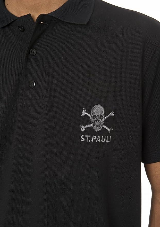 Upsolut St. Pauli Polo Calavera: Amazon.es: Ropa y accesorios