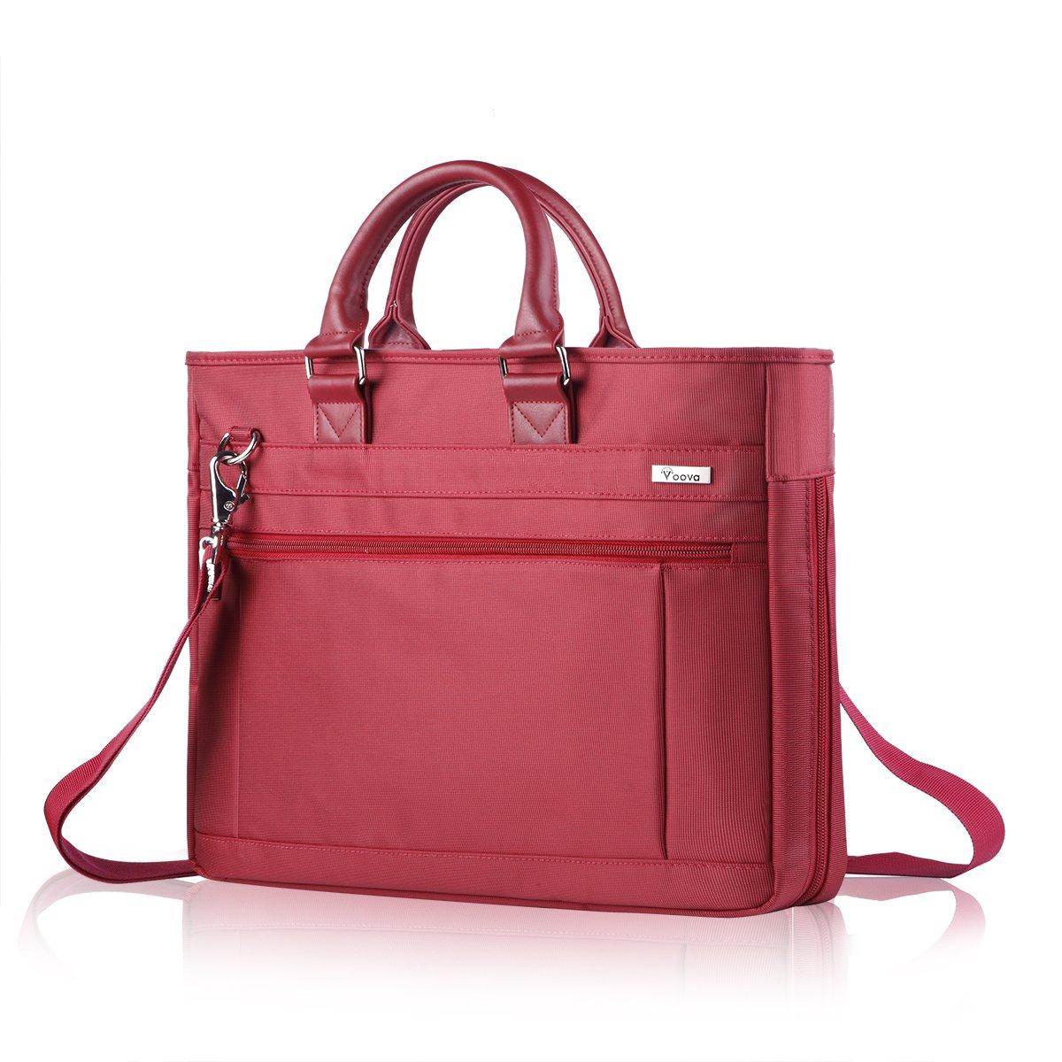 V-Voova-Laptop-Bag-13-15-156-Inch-Waterproof-Laptop-Case-Sleeve-Shoulder-Bag-with-Carry-Handle