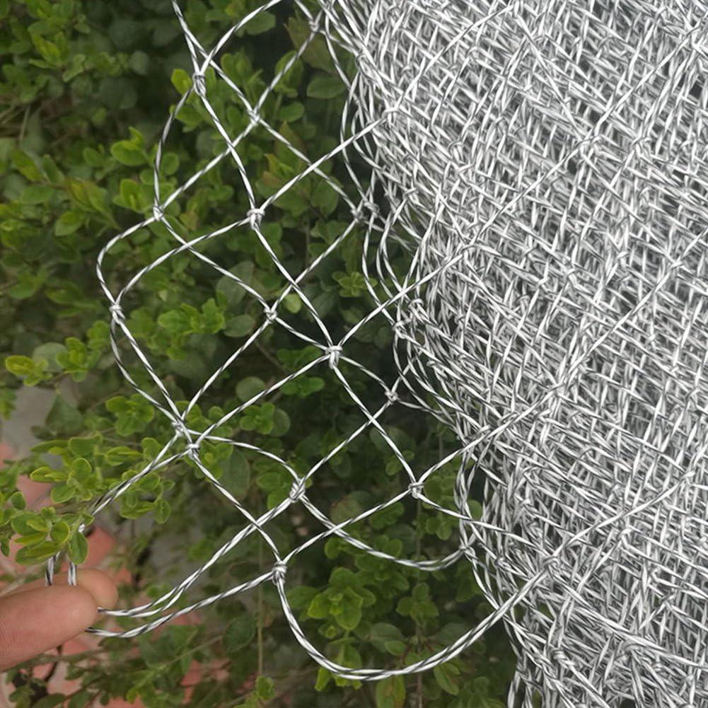 weiches Gummi Fang und Entriegelungsnetz Forellennetz strapazierf/ähiger Kescher f/ür Fliegenfischen Bass osierr6 Ersatznetztasche