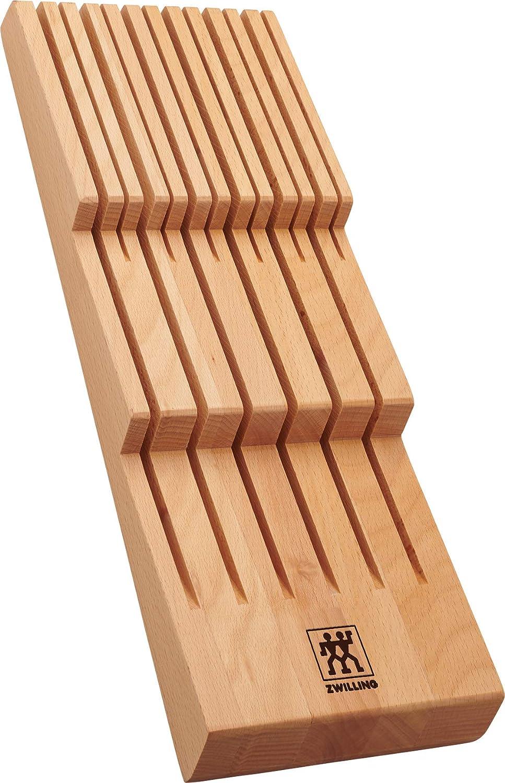 ZWILLING Messerhalter für Schubladen, Schubladen-Einsatz, Für 12 Messer