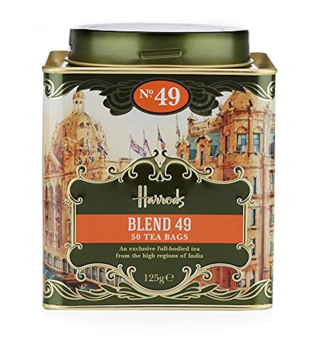Harrods, Heritage No. 49 Blend Tea (50 Tea Bags)