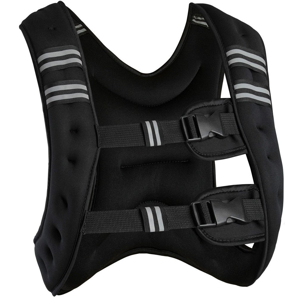 Adjustable Weighted Vest Jacket Weight Training Running Jacket Weight Loss Body Workout Vest Flyelf X Weighted Vest 10Kg