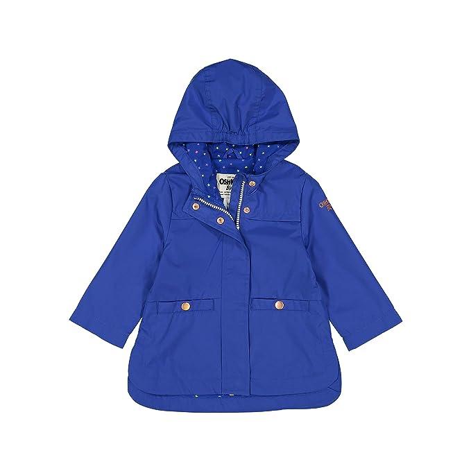 Amazon.com: OshKosh BGosh - Chubasquero para niña: Clothing