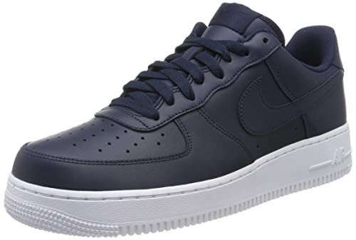 nouveau style 57b23 41a04 Nike Air Force 1 '07, Baskets Homme