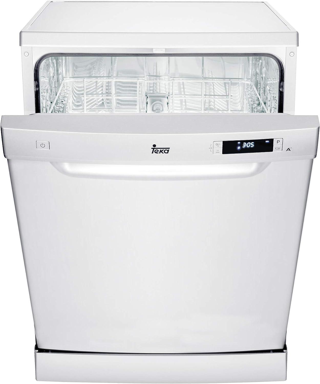 Teka - Lavavajillas libre instalación lp8 820 blanco clase de eficiencia energetica a++