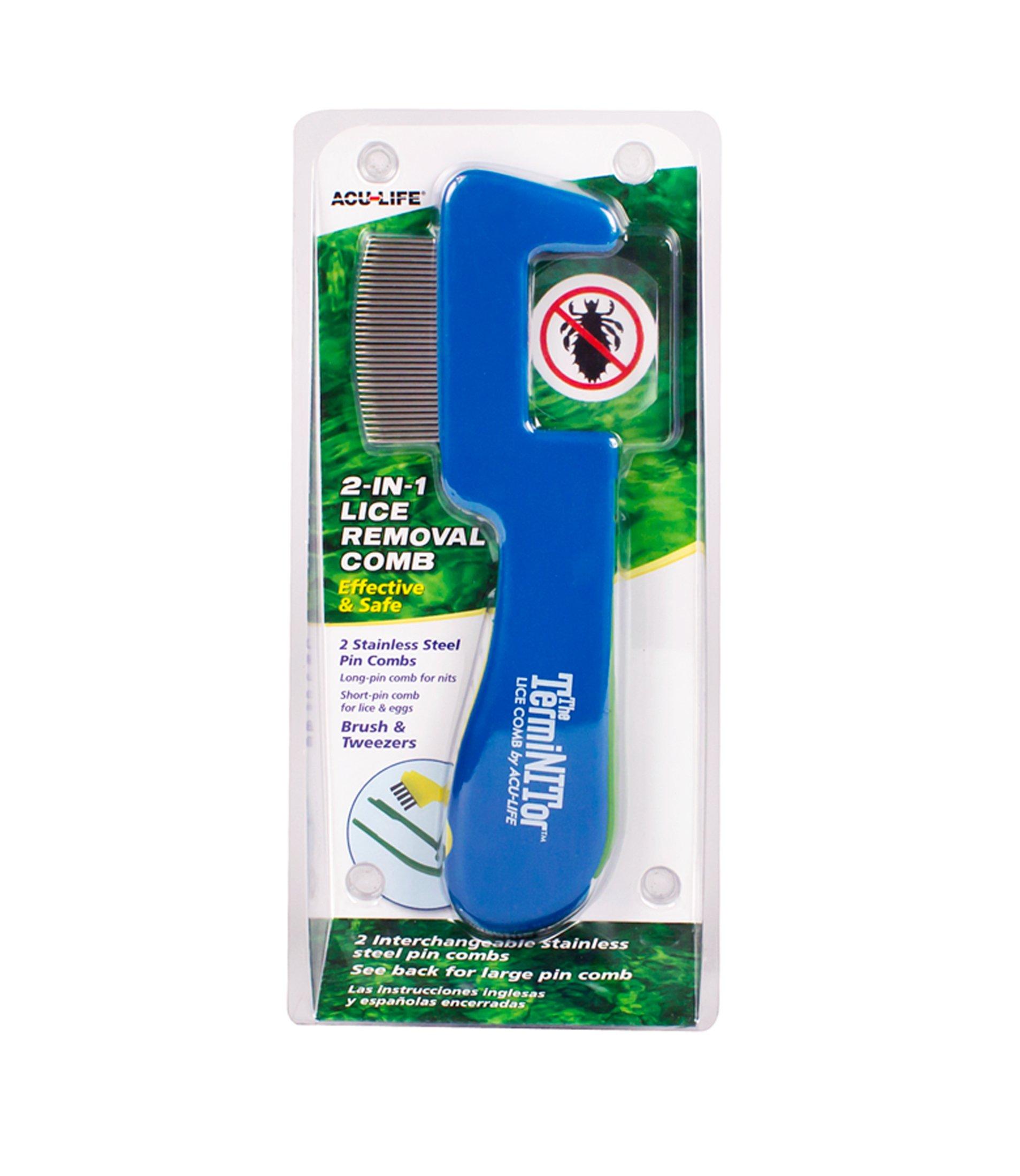 Acu-Life Lice Comb Kit