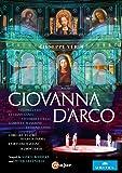 Verdi: Giovanna d'Arco [Various] [C Major Entertainment: 745608] [DVD]